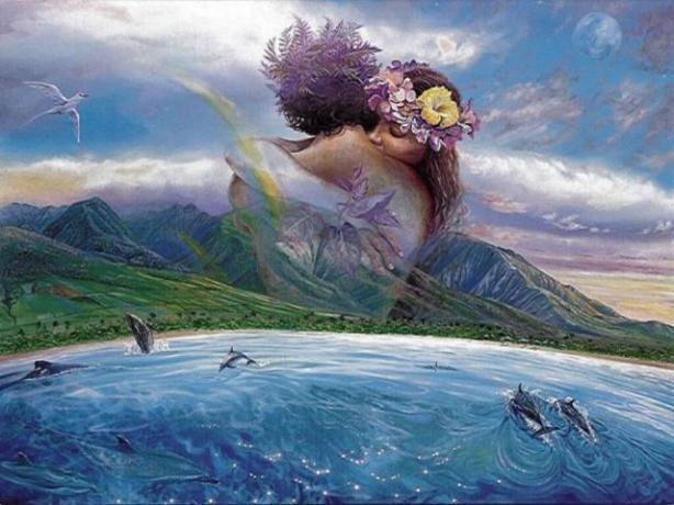 amor en el mar