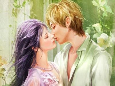 imagenes-de-enamorados-besandose